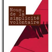 Nous, de la simplicité volontaire | Diane Gariépy
