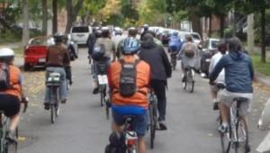 RPP à vélo