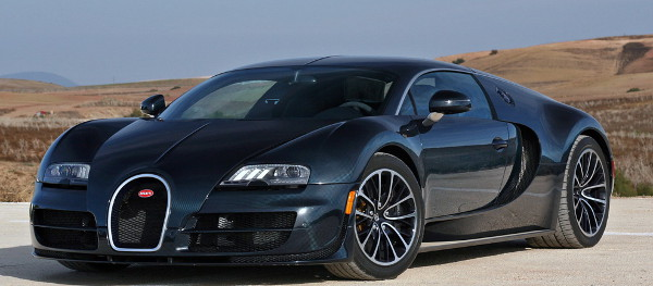 Cette voiture coûte une fortune. Qu'en est-il de la votre ?