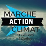 Marche Action Climat à Québec