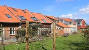 Écovillage-maisons